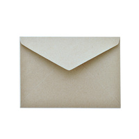 Envelopes - C6 Brown Pack 20