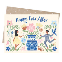 Greeting Card - Happy Ever After