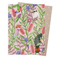 Greeting Card - Australian Birdsong