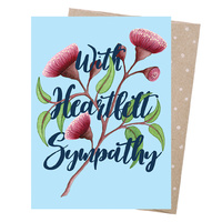 Greeting Card - Heartfelt Sympathy