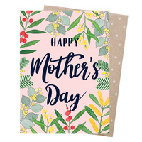 Greeting Card - Mother's Day Garden