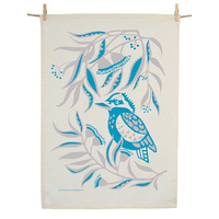 Tea Towel - Kookaburra Gum