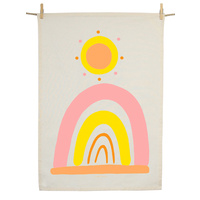 Tea Towel - Wild And Free