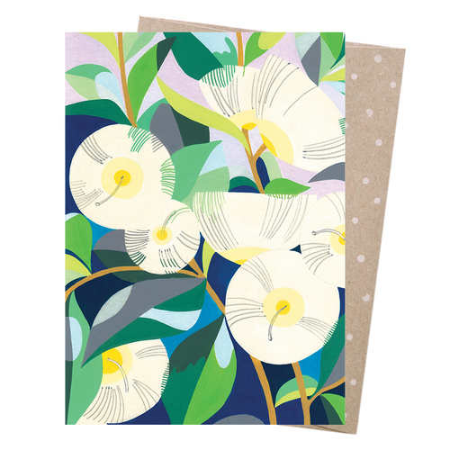 Greeting Card - Lemon-Scented Gum